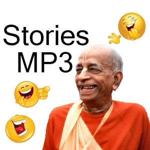 Prabhupada Short Stories MP3